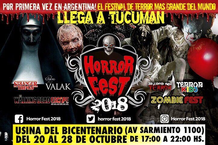 Horror Fest Tucuman