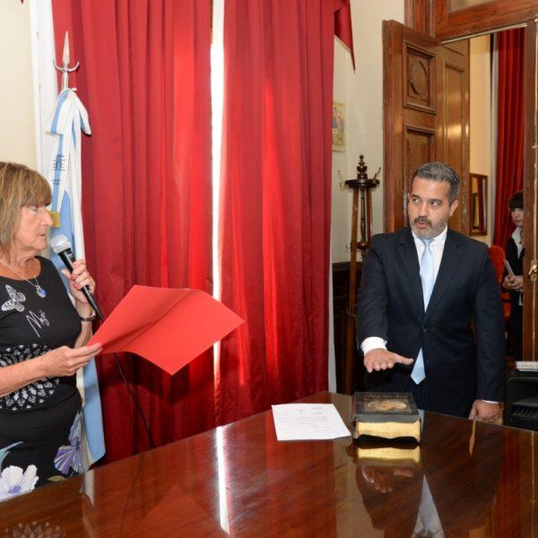 Pedro Sandilli Sub Secretario General de la Gobernacion 2