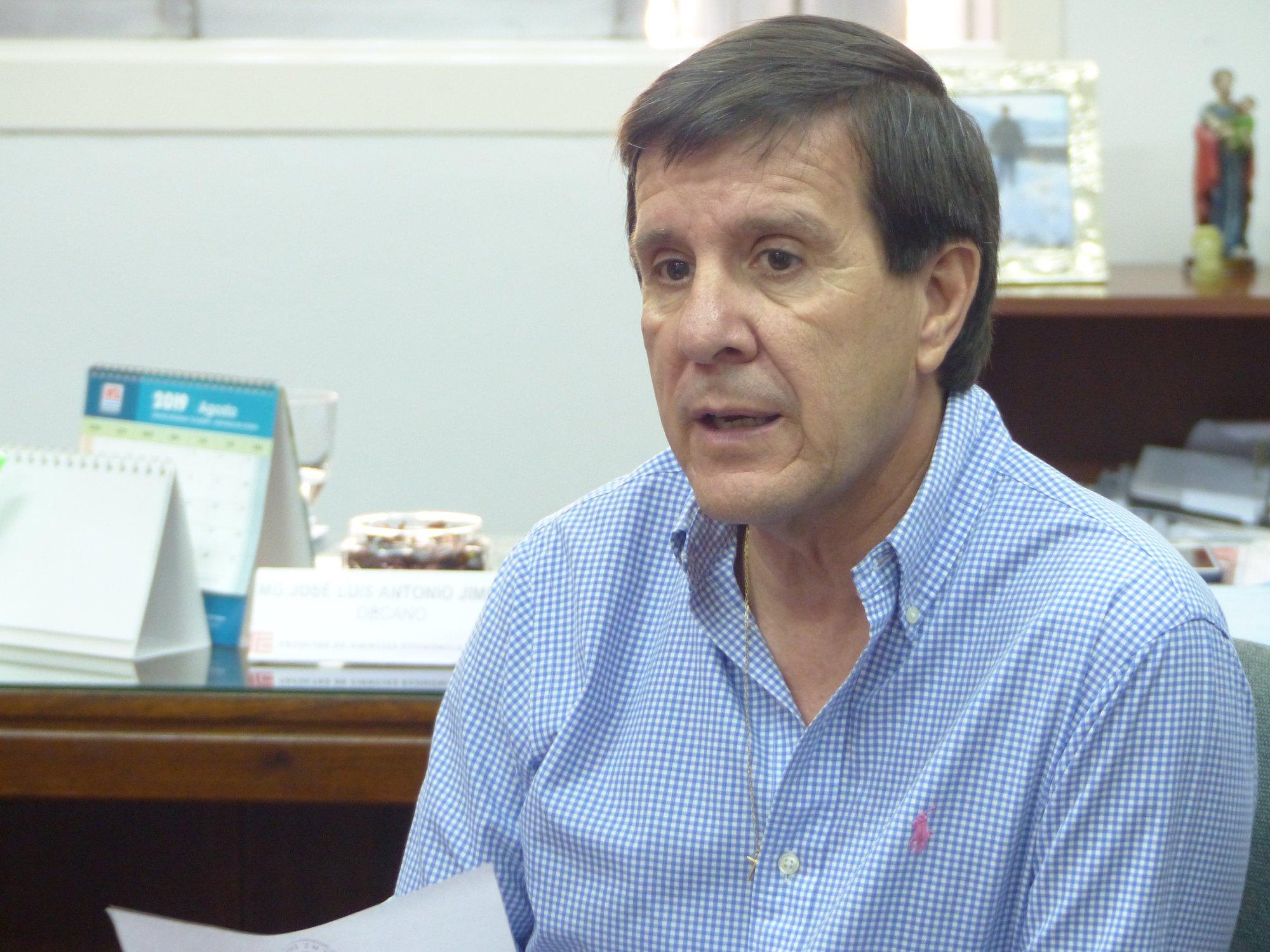 José Luis Pio Jiménez